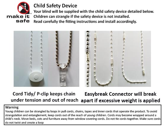 child safety components