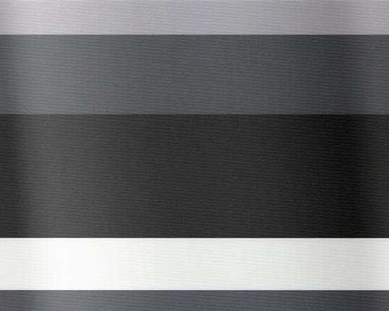 Monochrome Horizon Black Amp White Striped Roller Blinds